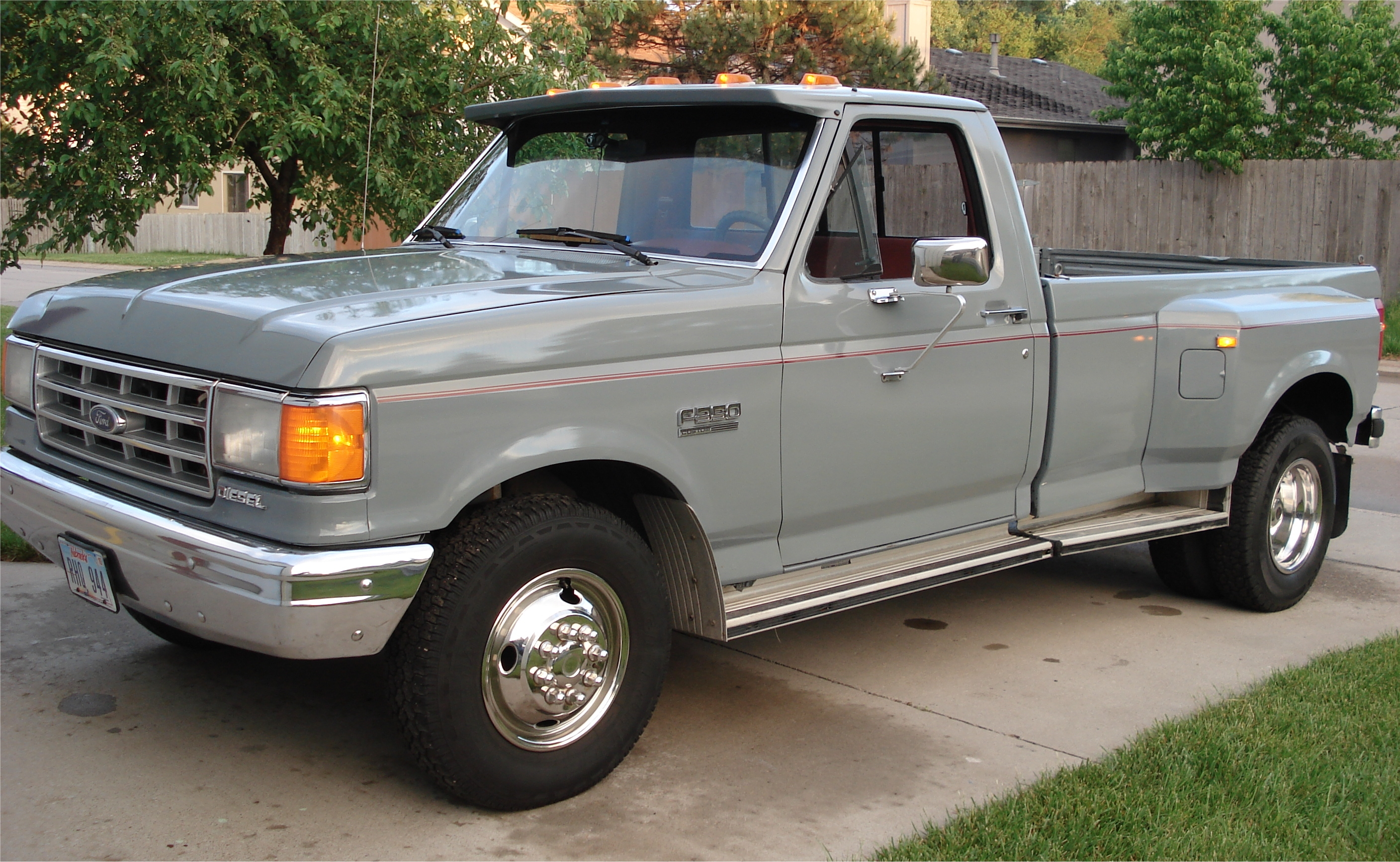 1987 ford f350 diesel autos post